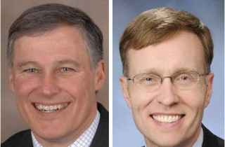 ROB MCKENNA AND JAY INSLEE ON HEALTH CARE