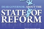 "Last Call To Submit Content To The Book ""Dear Governor: About The State Of Reform"""