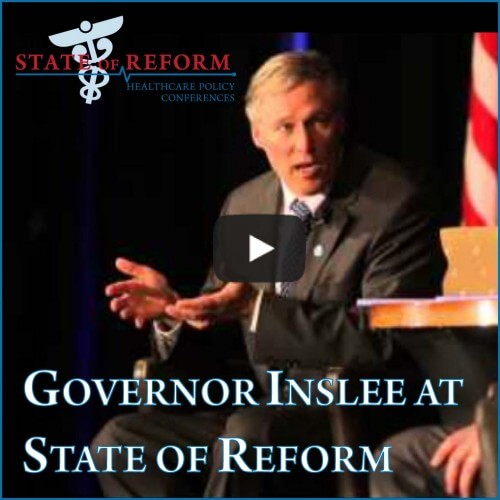 Inslee at State of Reform