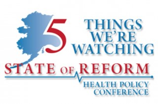 "Begich to keynote State of Reform  |  Defining the ""gap""  