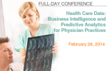Release: WSMA Health Data Conference set for Feb 28