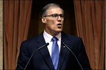 Gov. Inslee Cites Health Care Initiatives in State of the State