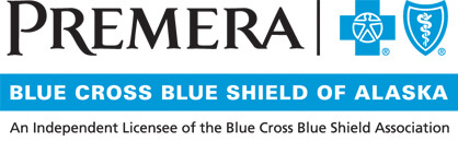 Event Sponsor - Premera Blue Cross Blue Shield of Alaska