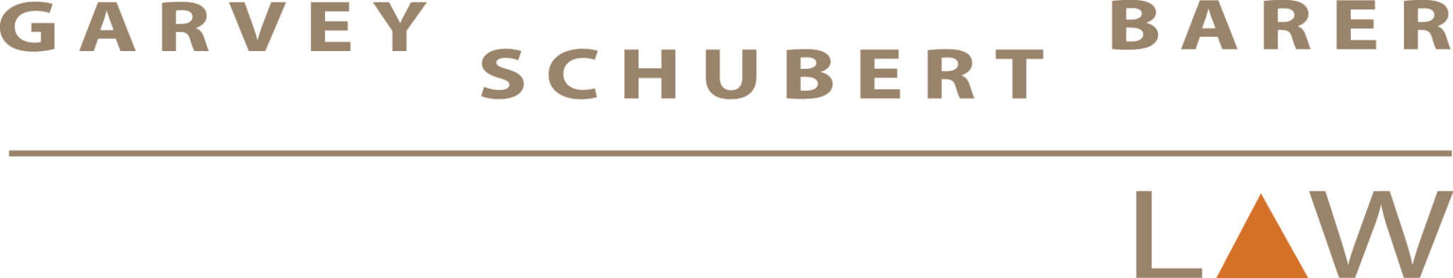 Event Sponsor - Garvey Schubert Barer