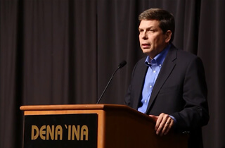 Sen. Begich Highlights from Alaska 2014 State of Reform