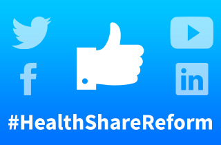 #HealthShareReform WA coverage renewal feedback | CA faults Kaiser Permanente | FED Open Enrollment