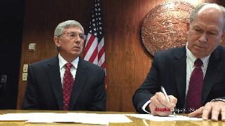 AK: Gov. Walker names Val Davidson as head of DHSS