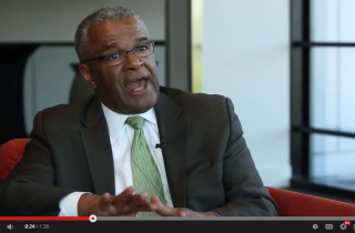 What They're Watching: Ron Sims, Chair, Washington Health Benefit Exchange