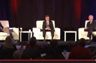 Morning Keynote: Slade Gorton & Rob McKenna – 2015 Washington State of Reform