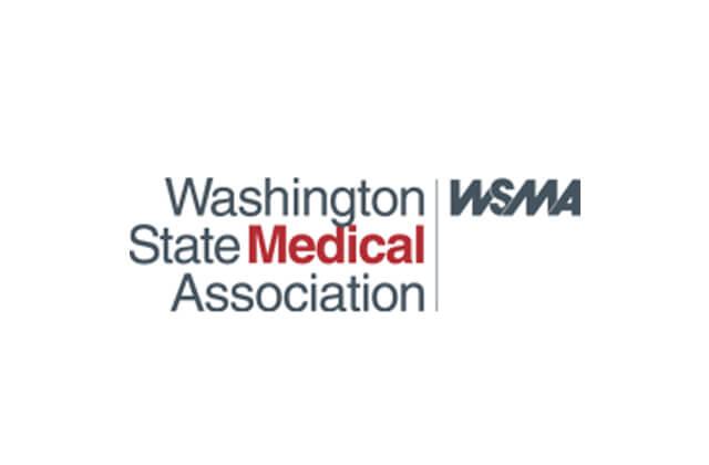 Image result for Washington State Medical Association logo