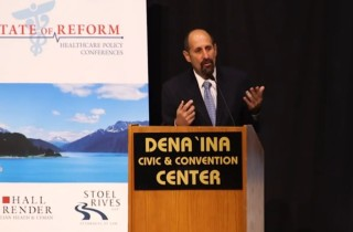 2015 Alaska State of Reform-Morning Keynote, Bruce Goldberg