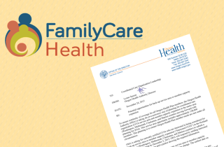 FamilyCare astounded by OHA letter