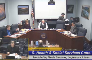 Alaska Senate moves several health care bills out of committee