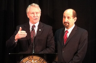Kitzhaber and Goldberg